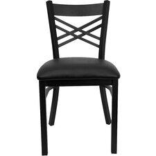 Hercules Series  ''X'' Back Side Chair