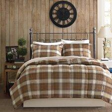 Lumberjack Comforter Set