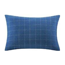 Lake Side Oblong Cotton Throw Pillow