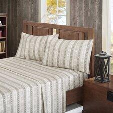 100% Cotton Woolrich Flannel Sheet Set