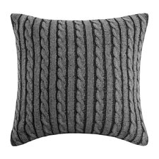 Williamsport Knitted Throw Pillow