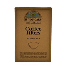 #4 Cone Coffee Filters (Pack of 100)
