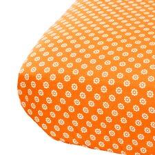 Mod-Dots Crib Sheet