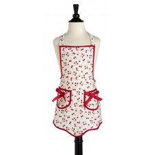 Reto Cherries Children's Bib Ava Apron