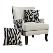 Out Of Africa Arm Chair