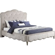 Stary Night Upholstered Platform Bed