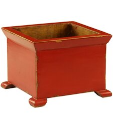 Asian Square Planter Box