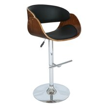 Monroe Adjustable Height Swivel Bar Stool
