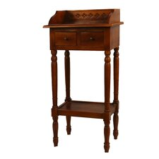 Reed 2 Drawer Nightstand