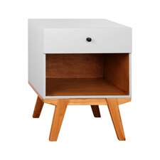 Clementine 1 Drawer Nightstand