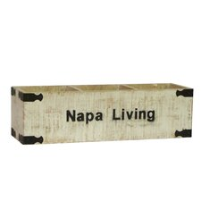 Napa Living Rectangular Planter Box