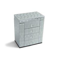 """Lydia 5.3"""" Jewelry Box"""