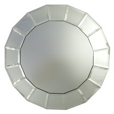 """13"""" Mirror Charger Plate (Set of 2)"""