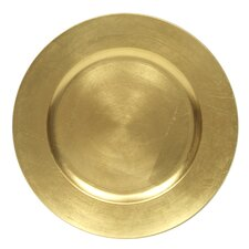 "13"" Jay Charger Plate (Set of 4)"