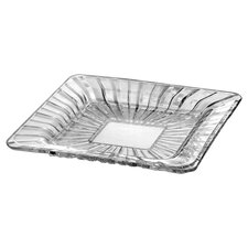 Alexandria Crystal Dessert Plate