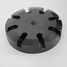 """1"""" H x 4"""" W x 4"""" D  Pet Gazebo Replacement Roof Hub and Cap (Set of 4)"""