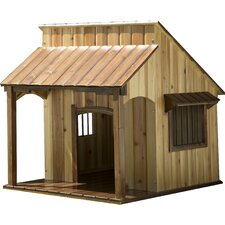 Saloon Dog House