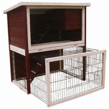 The Front Porch Rabbit Hutch