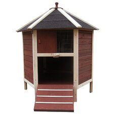 The Tower Chicken Coop