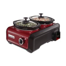 Hook Up® 1-Quart Connectable Entertaining System