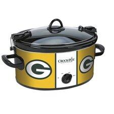 6-quart NFL Cook & Carry™ Slow Cooker