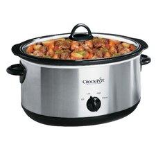 7-Quart Crock-Pot Manual Slow Cooker