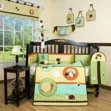 Boutique Garden Paradise 13 Piece Crib Bedding Set