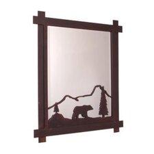 Bear  Mountain Mirror
