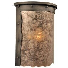 Rogue River 1 Light Willapa Wall Sconce