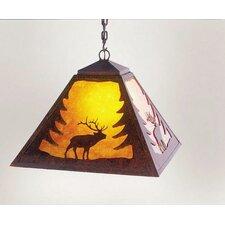 Elk 1 Light Swag Pendant