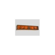 Moose Nature 6 Vanity Light Wall Sconce