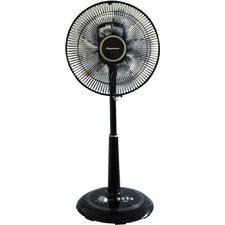 "12"" Oscillating Pedestal Fan"