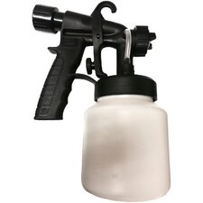 Paint Sprayer Accessory for Self-Cleaning Utility Vac