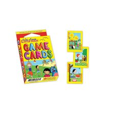 Little Yogis Kids Game Cards (Set of 2)