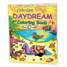 Little Yogis Kids Daydream Coloring Book (Set of 2)