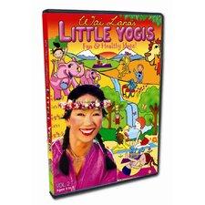 Little Yogis Kids DVD Volume Two