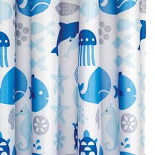 Coast Textile Shower Curtain