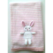 Bunny 3D Stroller Blanket