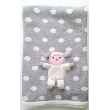 Lamby 3D Stroller Blanket
