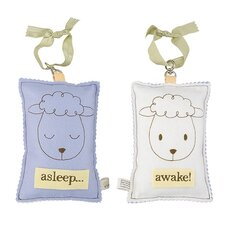 Sheep Asleep / Awake Sign