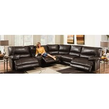 Bane 6 Piece Sectional Recliner Sofa
