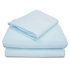 Jersey 3 Piece Toddler Sheet Set