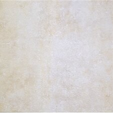 "Recife 13"" x 13"" Ceramic Field Tile in White"