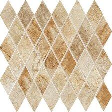 """Vesale Stone 2"""" x 3.5"""" Porcelain Mosaic Tile in Sand"""