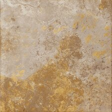 """Jade 13"""" x 13"""" Porcelain Field Tile in Taupe"""