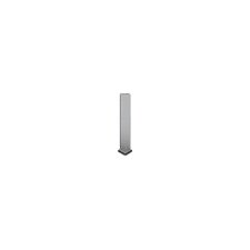 """Artea Stone 1"""" x 6"""" Sanitary Cove Base Out Angle Tile Trim in Noce"""