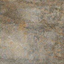 """Vesale Stone 6.5"""" x 6.5"""" Porcelain Field Tile in Smoke"""