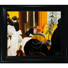 Hopper New York Restaurant Canvas Art