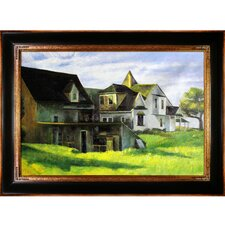 Cape Cod Afternoon Canvas Art