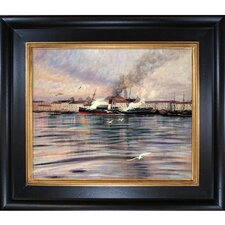 View of Venice, 1895 by Giovanni Boldini Framed Painting Print